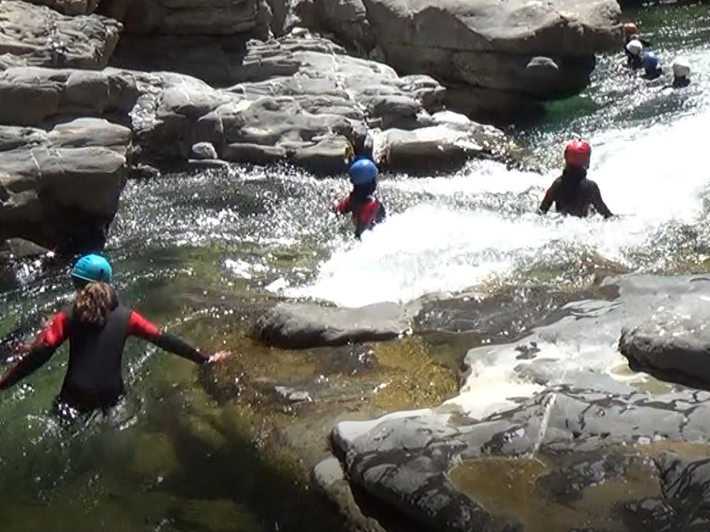 Projet SPN - Canyoning au Monténégro
