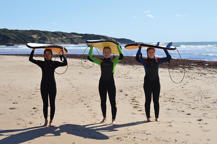 Projet SPN - surf