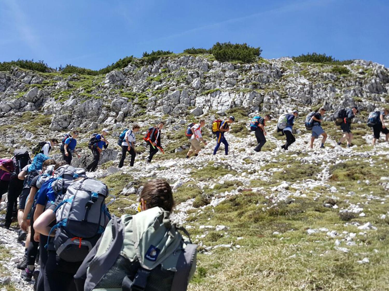 Projet SPN - Randonnée Pyrénées