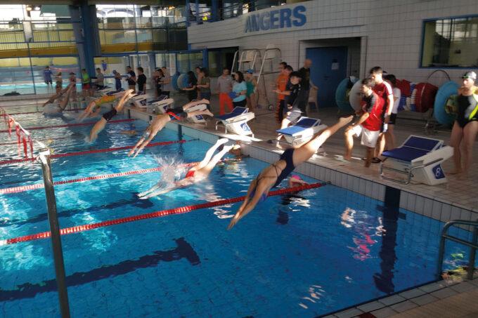 Association sportive - natation