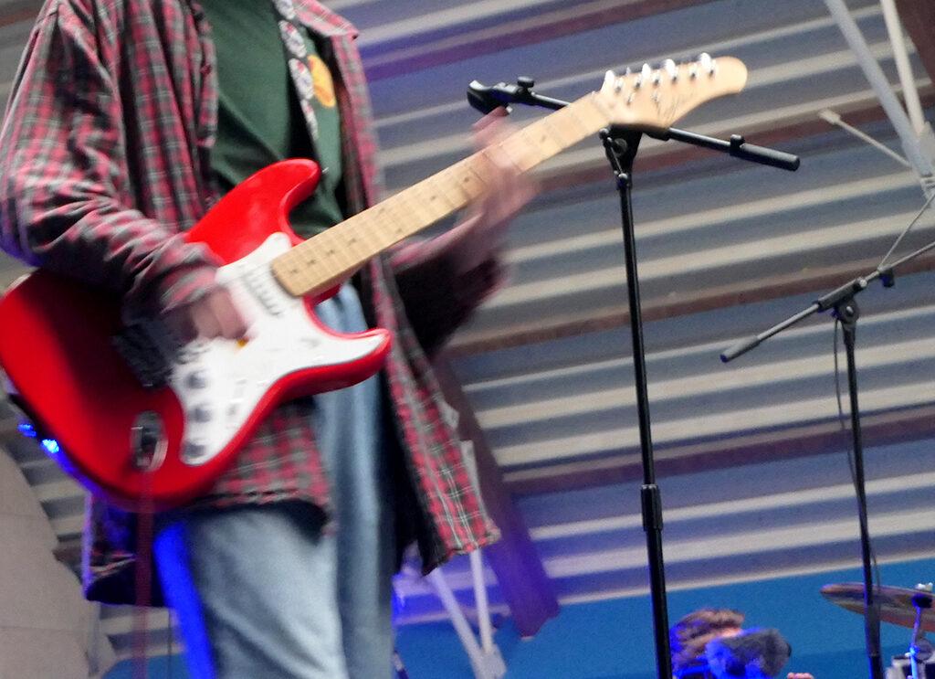 Concert de Noël - guitare