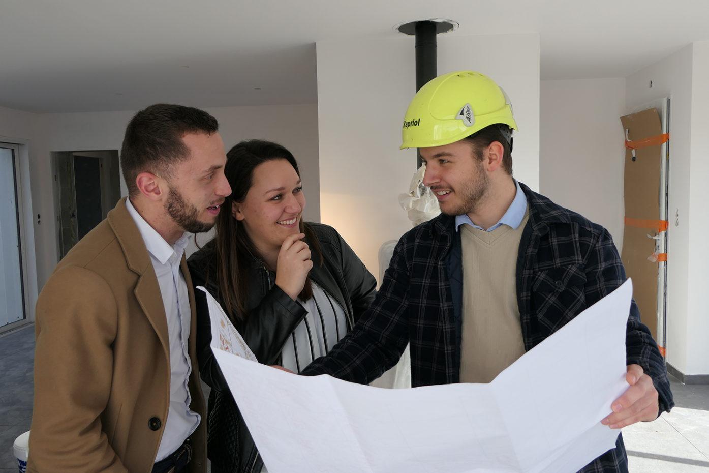 BTS immobilier - chantier