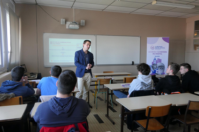 Forum orientation des formations du numérique