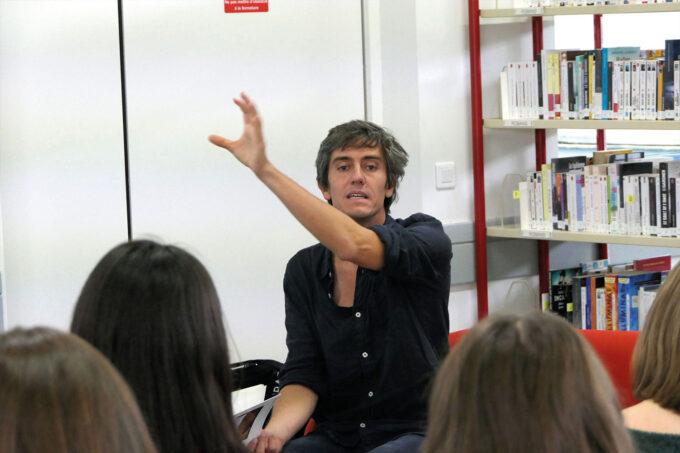 Rencontre auteur - Sylvain Prudhomme
