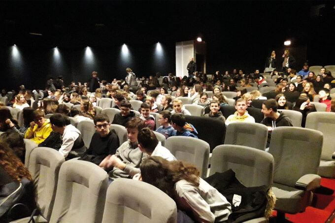 Lycéens au cinéma - Projection Britannicus
