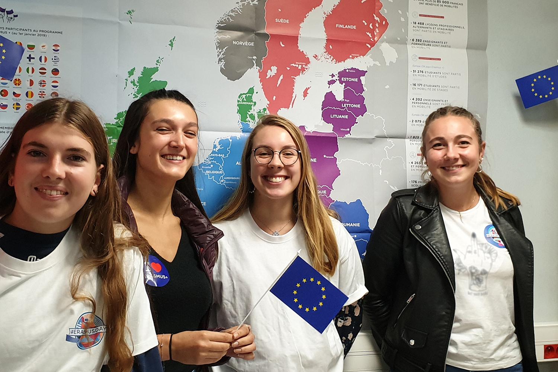 BAC ST2S - Erasmus days