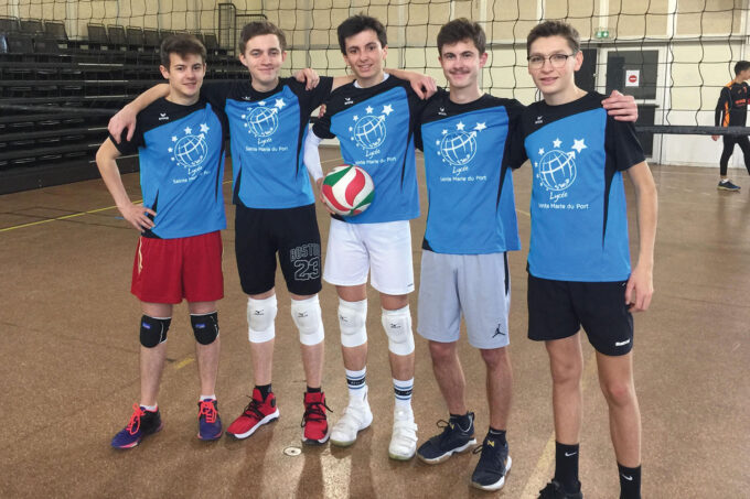 Association sportive - volley