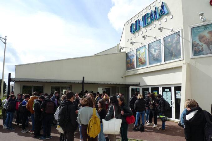 Festival SF - cinéma Le grand Palace