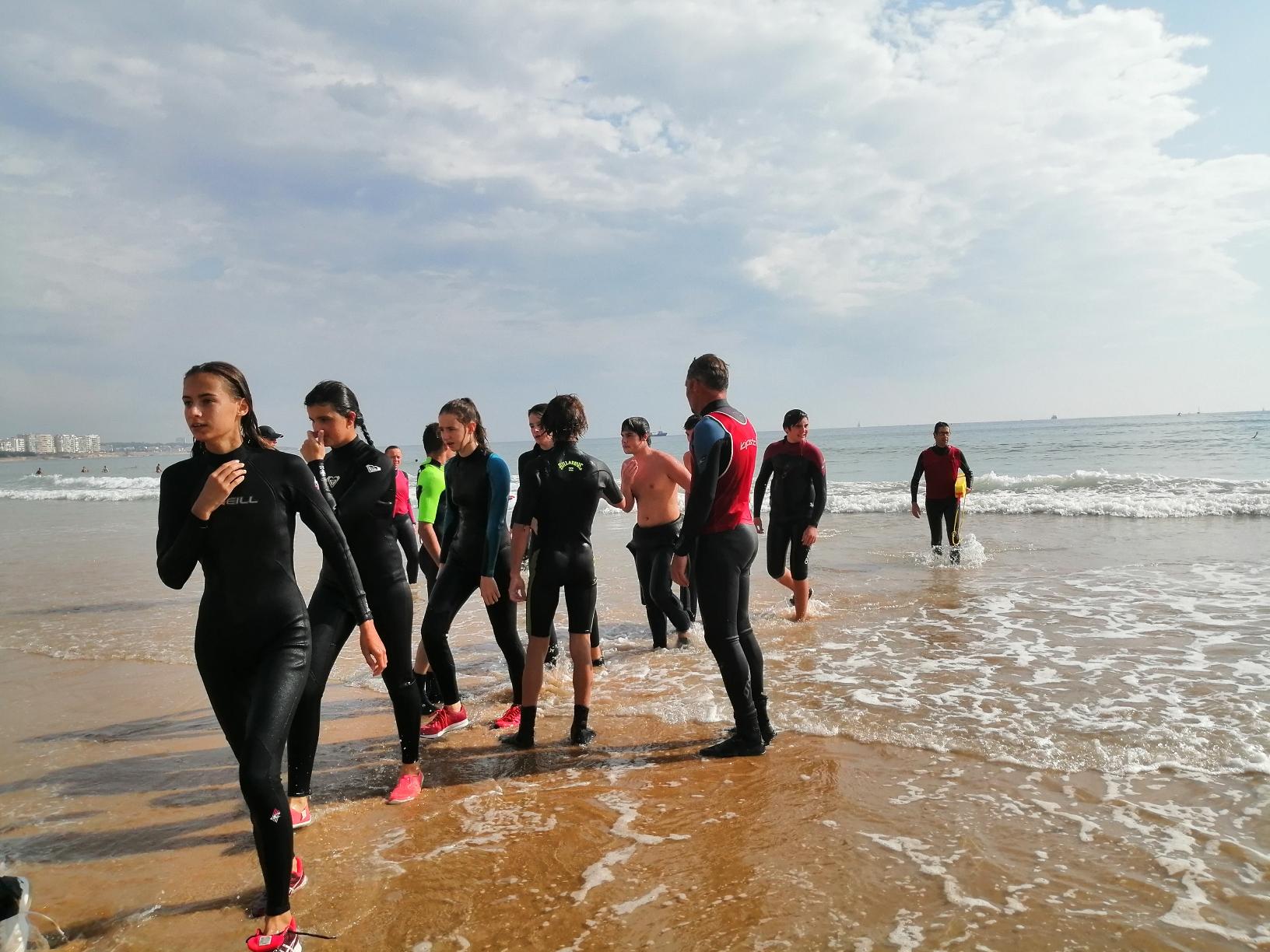 2nd SPN 2020 - natation