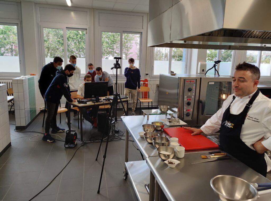SN - cooking university