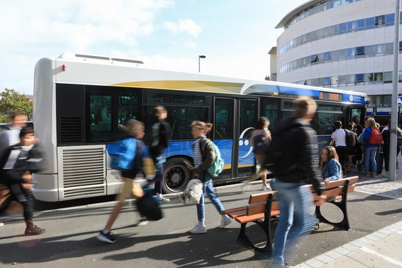 Transports Scolaires Oleane Le Bus Wwwoleane Mobilitesfr