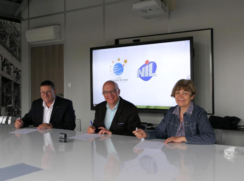 partenariat NIL - SMP 2021