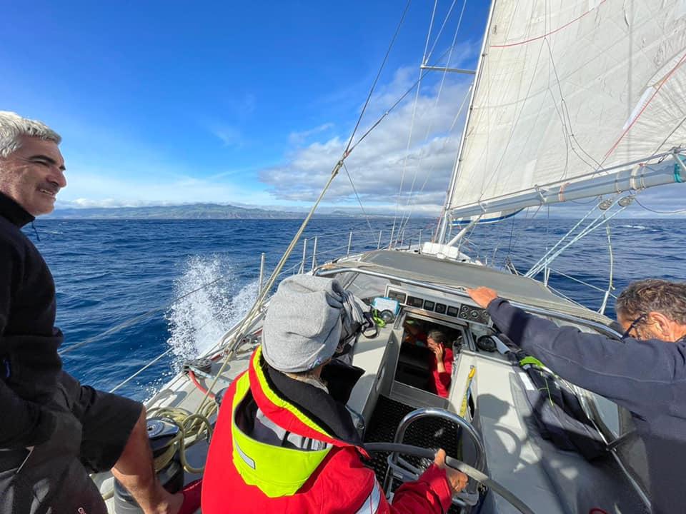 bateau esprit d'équipe