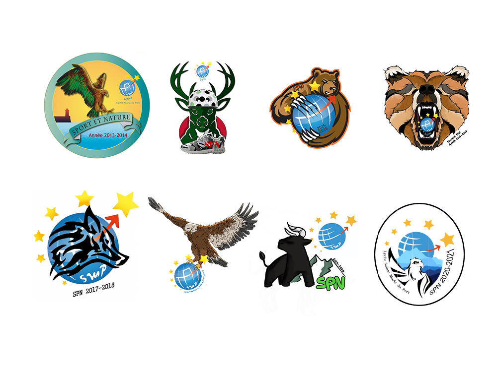 logos SPN 2021